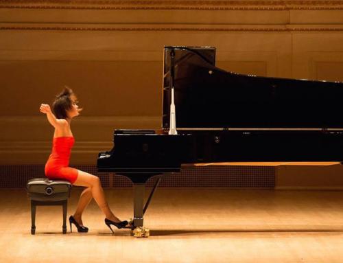 Concerto di Wang Yujia