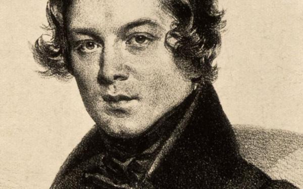 ritratto di Robert Schumann