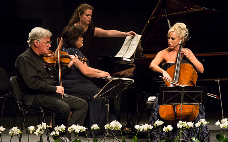 Zukerman Chamber Players Auditorium di Castel S. Elmo
