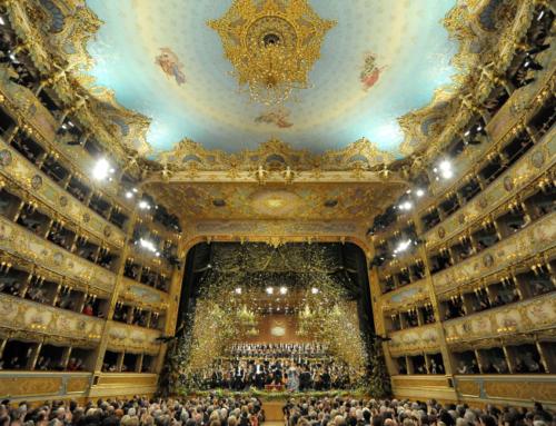 Concerti di capodanno 2012. Vienna e Venezia