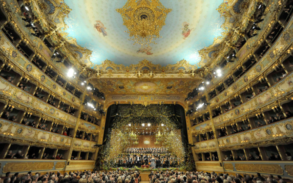 concerto 2012 teatro La Fenice