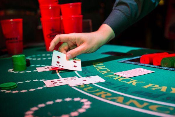 music poker