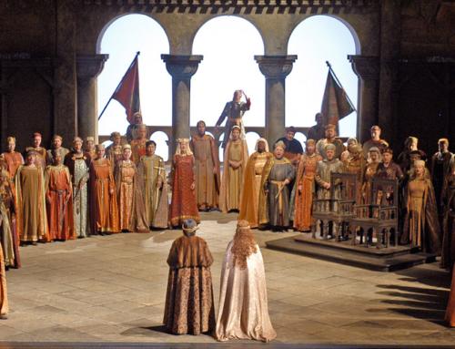 Il Tannhauser di Wagner apre la stagione di Bologna
