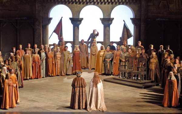 Tannhauser di Wagner a Bologna
